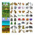 Naučné karty - Zvířata