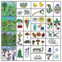 Naučné karty - Roční období